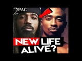 SHOCK ! TUPAC SHAKUR is STILL ALIVE 2018 NEW LIFE NEW NAME