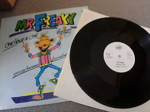 Mr. Freaky - Out Of My Mind (12 Version) 1988