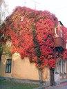 Жилой дом польской постройки в центре г. Бреста, Беларусь
