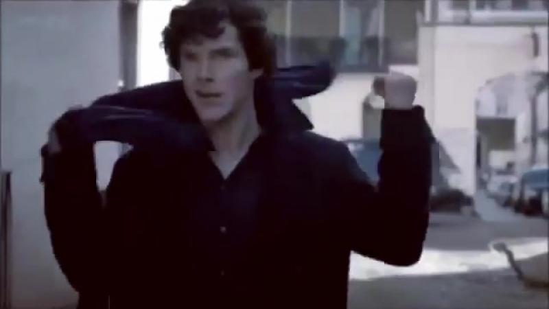 Sherlock/Шерлок vine