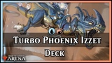 Turbo Phoenix &amp Drakes Guilds of Ravnica Izzet Deck Magic Arena