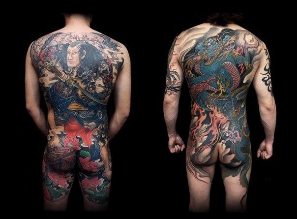 Приехали. «Гардиан» рассуждает о том, можно ли считать татуировку формой искусства