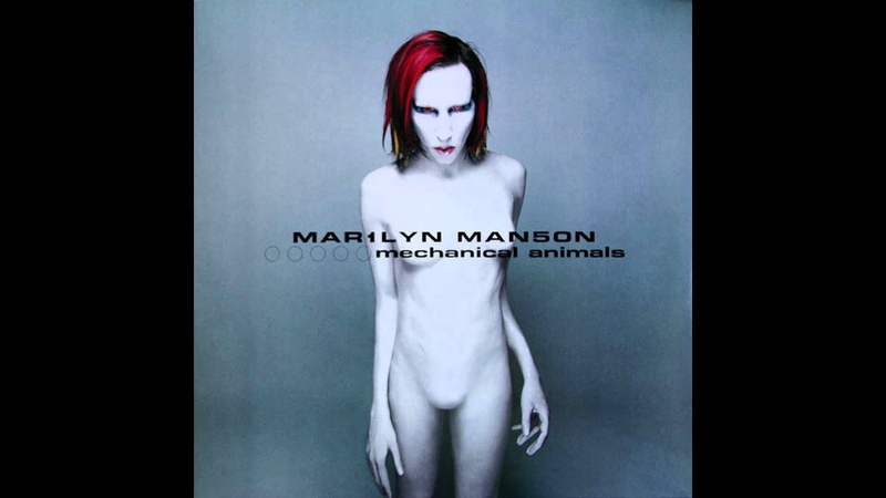 Coma White [MIDI, w/ DOWNLOAD] by Marilyn Manson