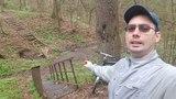 Дачный видеоблог: Прогулка по лесу - в поисках тропы к пруду