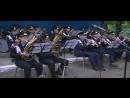 Концерт духового оркестра Кирсановского АТК 1 июня 2018 года