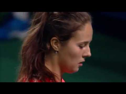 VTB Kremlin Cup 2018 — Women Singles Final D. Kasatkina vs O. Jabeur