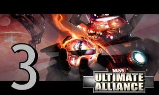 Прохождение Marvel Ultimate Alliance — Часть 3: Зимний Солдат и Радиоактивный Человек