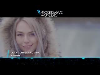 Solarbeam - Ana (Original Mix) [Music Video] [Emergent Shores]