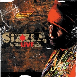 Sizzla альбом Da Real Live Thing