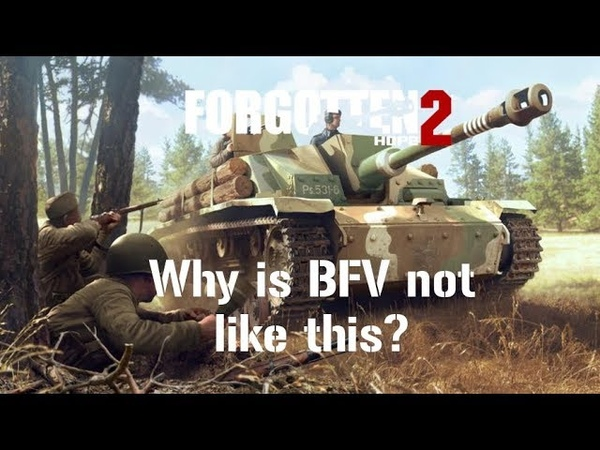Why is BFV not like this? - Impressions from an evening of Forgotten Hope 2