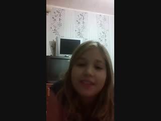 Ангелина Тульская - Live
