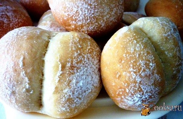 Чудесные булочки с нежным мякишем! и с привлекательной формой!)))