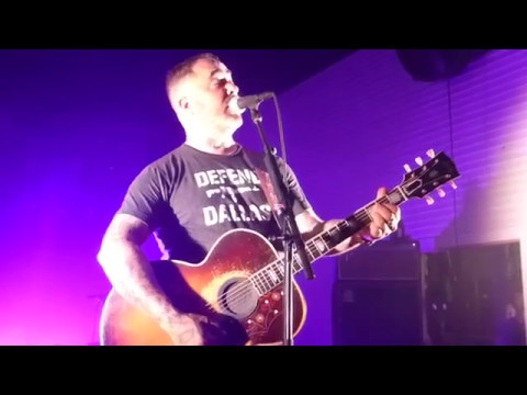 Aaron Lewis - Careless Whisper (George Michael Cover) LIVE [HD] 51117
