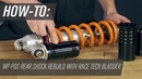 How To Rebuild KTM Husqvarna WP PDS Rear Motorcycle Shock