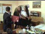 Новости (Некрасовское телевидение, 2012) В Некрасовской школе прошел традиционный день дублера