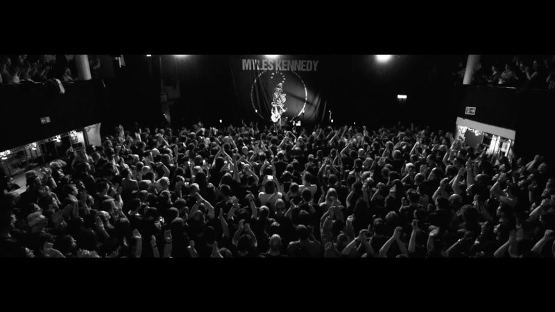 Myles Kennedy: Cologne Recap (OFFICIAL VIDEO)