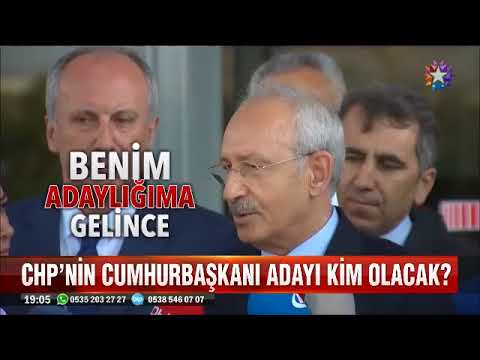CHP'nin Cumhurbaşkanı adayları ve Pehlivan tartışması