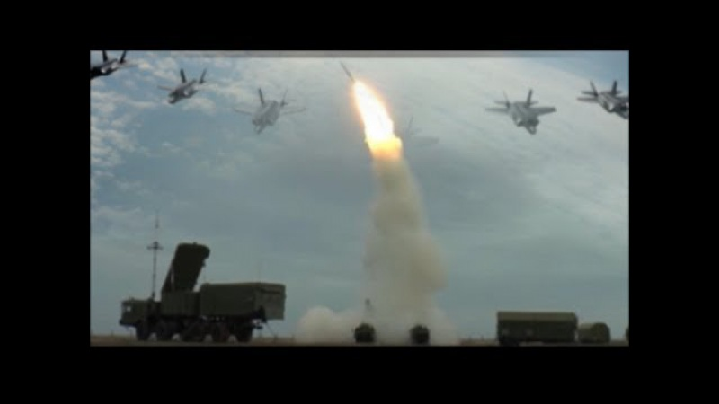 Russian S-500 Ballistic Missile: Threat To US NATO Aircrafts 5th Gen. Fighters.