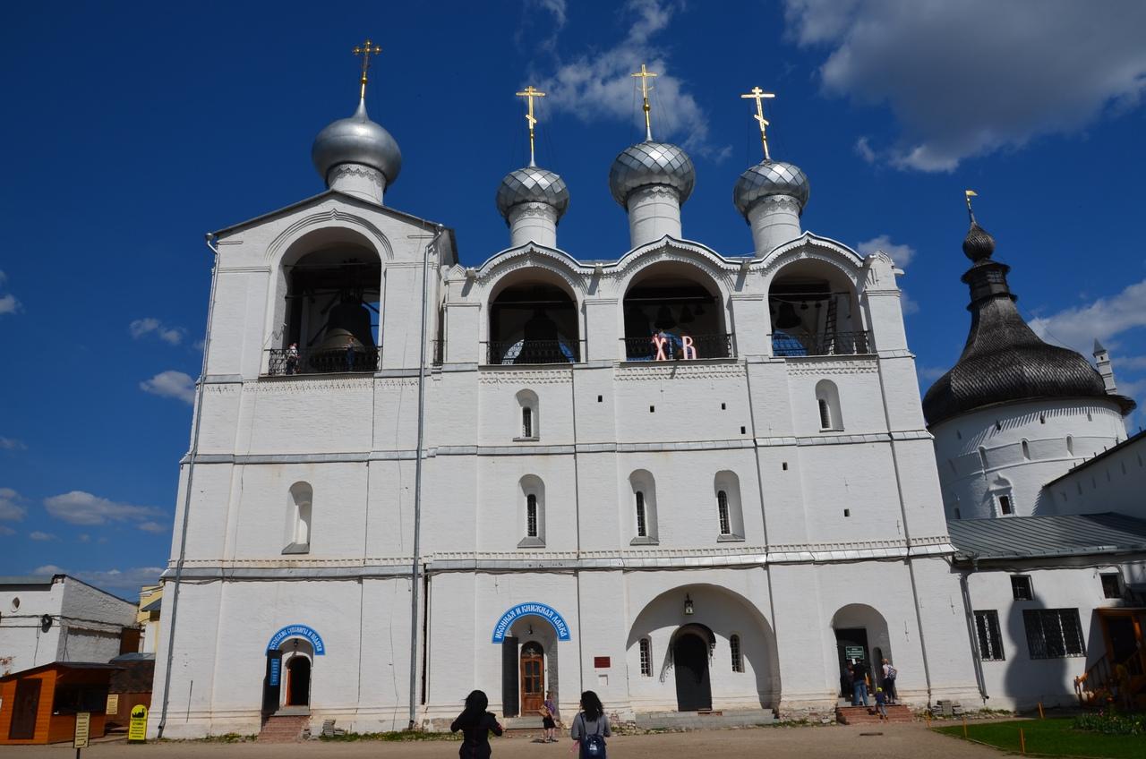 RlpGhbHXcrQ Ростовский кремль.