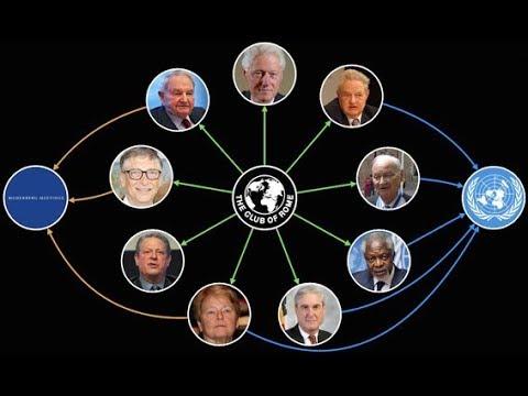 Невидимые правители мира - Фильм 1: Римский клуб глобализация