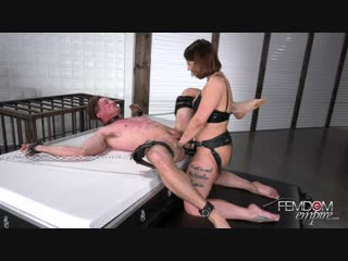 Femdomempire.com - ivy lebelle - strap-on cock slut, december 24, 2018_1080p