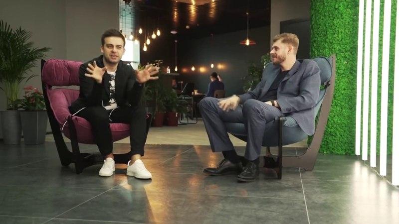 Евгений Гаврилин (Storiqa,Boomstarter) и Сергей Косенко (Kosenko Group) об www.Evolution.life