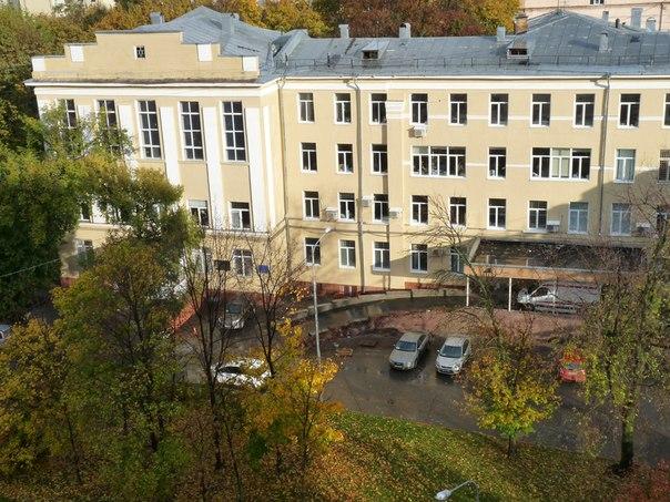 Филатовская детская больница