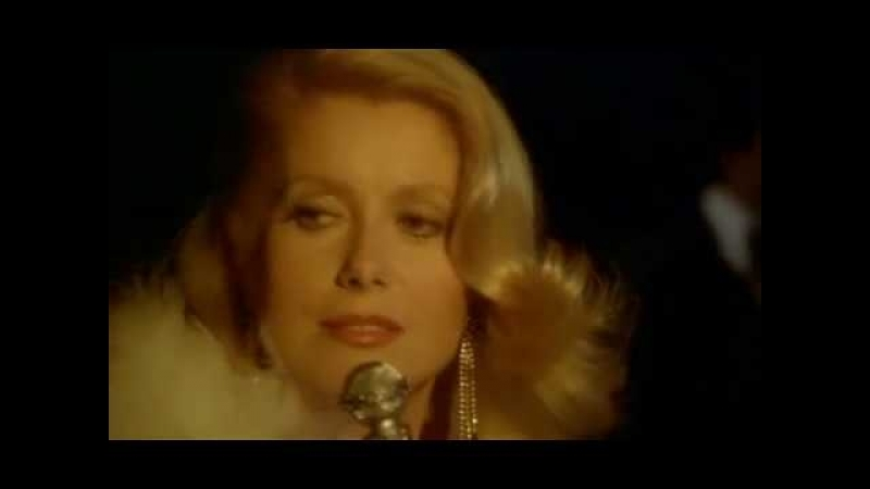 Catherine Deneuve - Lady from Amsterdam) Музыкальный фрагмент с Катрин Денёв из ХФ Смелей, беги Courage Fuyons (1979)