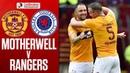 Motherwell 3 3 Rangers Hartley Stuns Rangers With Late Equaliser Ladbrokes Premiership