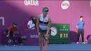 Elina Svitolina vs. Karolina Muchova   First Set Highlights   2019 Qatar Total Open Quarterfinals