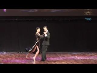 Dmitry Vasin, Sagdiana Hamsina Mundial de tango 2018