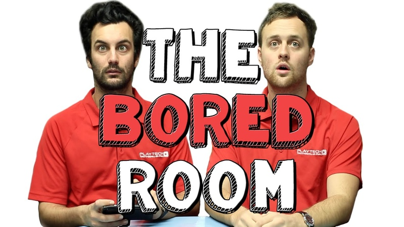 The Bored Room - Bored Ep 36 | Viva La Dirt League (VLDL)