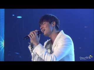 20141107 LeeMinHo Lotte duty free concert 노래할게+출근 영상