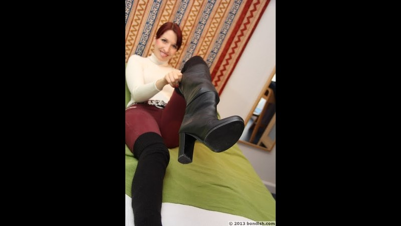Lady Renees Outfits mit Overkneestiefel / Boot Collection - Styling Tips: Overknee Boots RELOADED