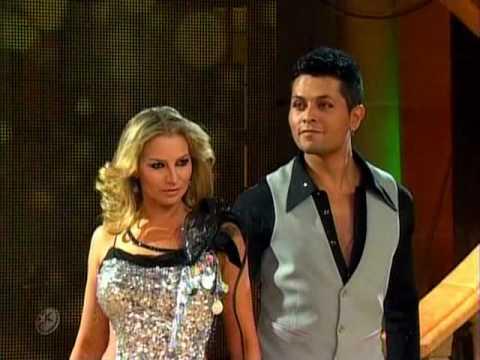 Disco EE.UU.: Elena Grinenko y Paul Barris (Bailando por un Sueño 2CMB 16-05-10)