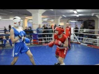 76кг. – Смирнов Тигран (Кондрово ПОБЕДА) – Молчанов Даниил (Боровск) - 2 раунд