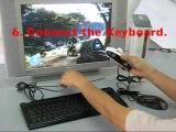 XFPS 360 Конвертер подключения мыши и клавиатуры к xbox 360