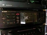 Nakamichi RX-202 Cassette deck which flips the cassette automatically