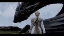 Игра престолов Драконы Дейнерис Клипчик