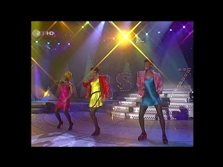 Chilli Feat. Carrapicho - Tic, Tic, Tac (1997)