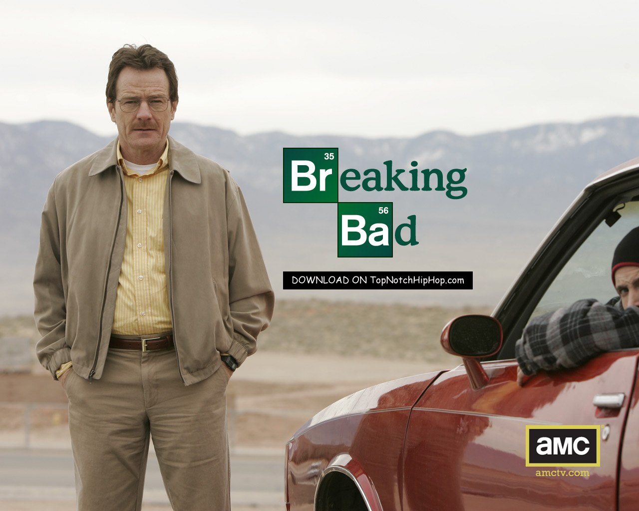 Во все тяжкие_Breaking Bad (сезон 1-5 HD)