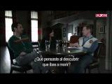 MOVISTAR TV - Serie Hettienne Park y Aaron Abrams, actores Beverly Katz y Brian Zeller de