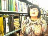 Ковалева Юлия Николаевна, доктор филологических наук, о библиотеке