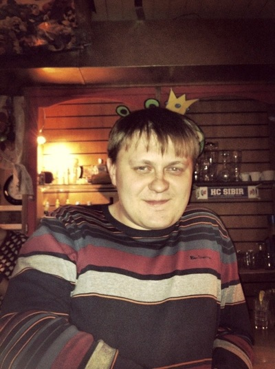 Денис Сигорский, 25 сентября 1986, Новосибирск, id2776646