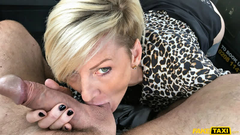 Fake Taxi Angel Cruz MILF swaps shops for cock New Porn