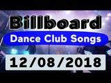 Billboard Top 50 Dance Club Songs (December 8, 2018)