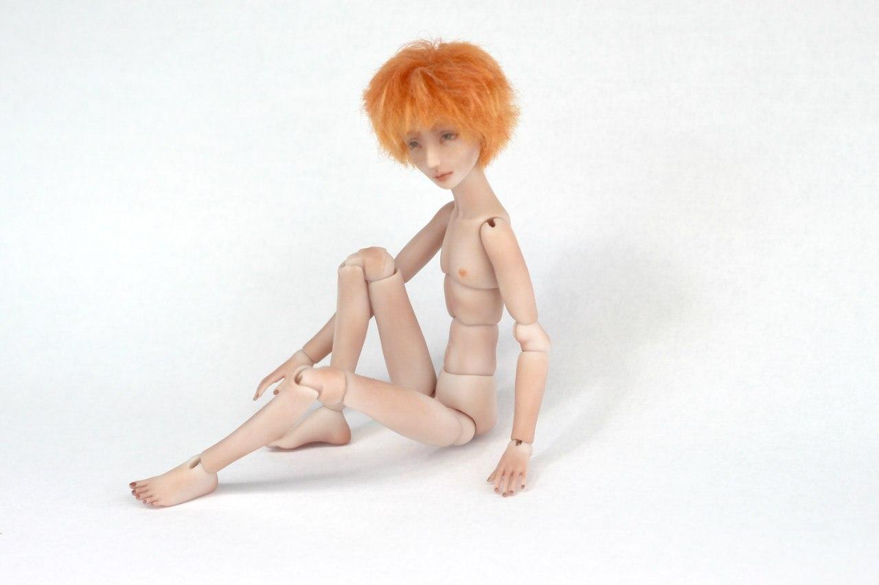 Шарнирные куклы 14