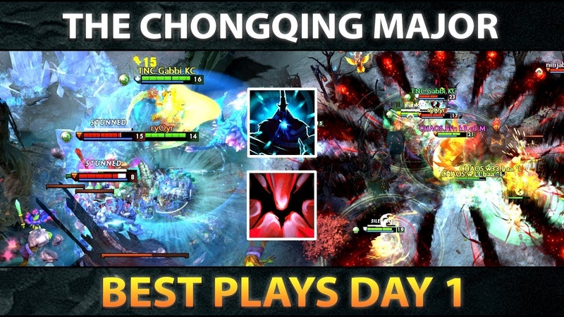 The Chongqing Major BEST Plays - Day 1 [Group Stage]