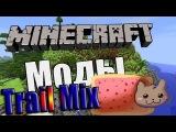 Minecraft Обзор модов #2 - НАРКОМАНИЯ (Trail Mix)
