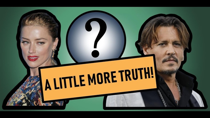 Johnny Depp Amber Heard Abuse Claims A Little More TRUTH